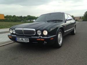 Jaguar XJ Modell X308