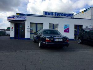 Abgabe in der Annahme vom Fachbetrieb Rolf Sprenger in Mönchengladbach