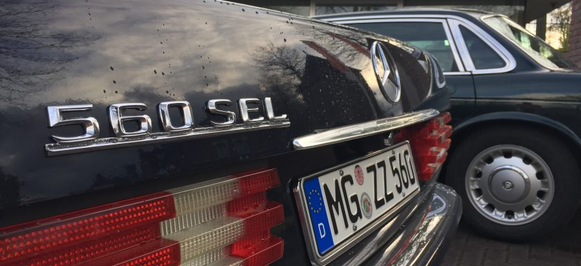 was kostet eine mercedes s-klasse (w 126)? die große marktanalyse