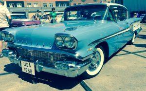 1958er Pontiac Type Starchief, 6-Liter-V8 mit 285 PS
